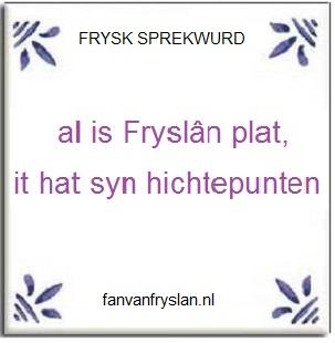 228. Al is Friesland plat....