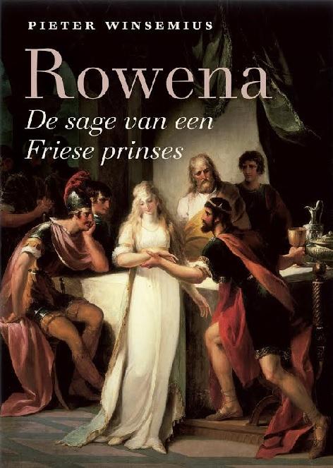 Rowena, cover