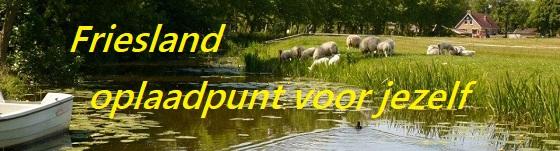 Friesland oplaadpunt