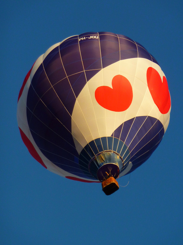 Joure, ballonfeesten. Fryske Ballon