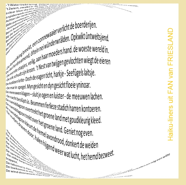 Presentatie haiku-liners