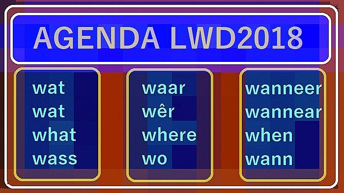 WWW-LWD2018