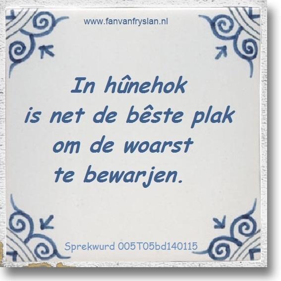 friese spreuken en gezegden Fryske Sprekwurden & Sei Siswizen – 01/30 – Fan van Friesland friese spreuken en gezegden