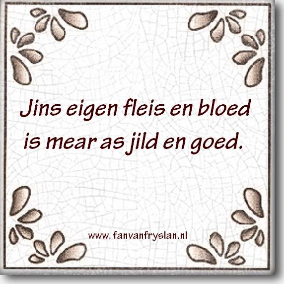 Fleis en bloed.