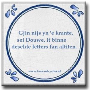 Deselde letters.