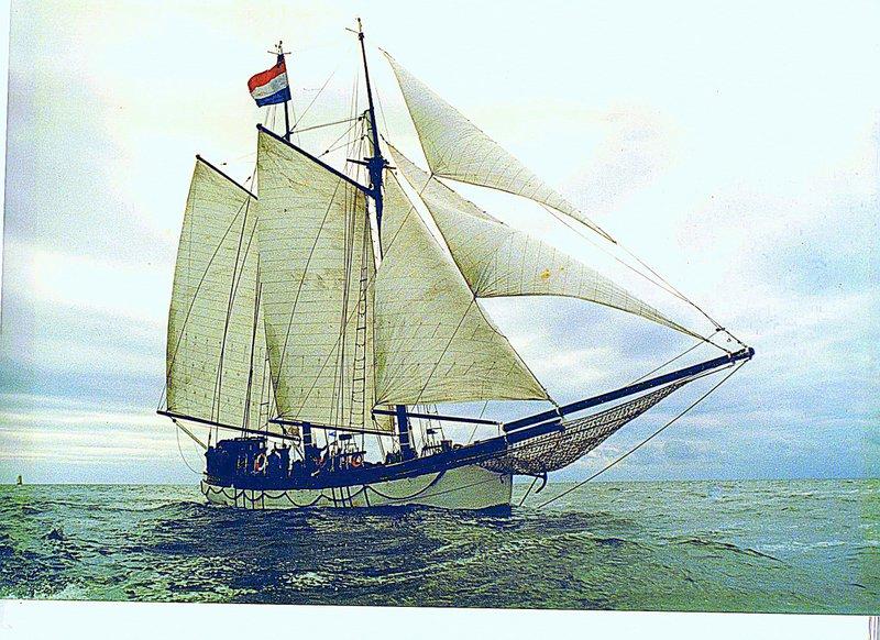 Zeilboot WAD
