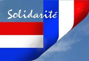 Franse Vlagb vignet