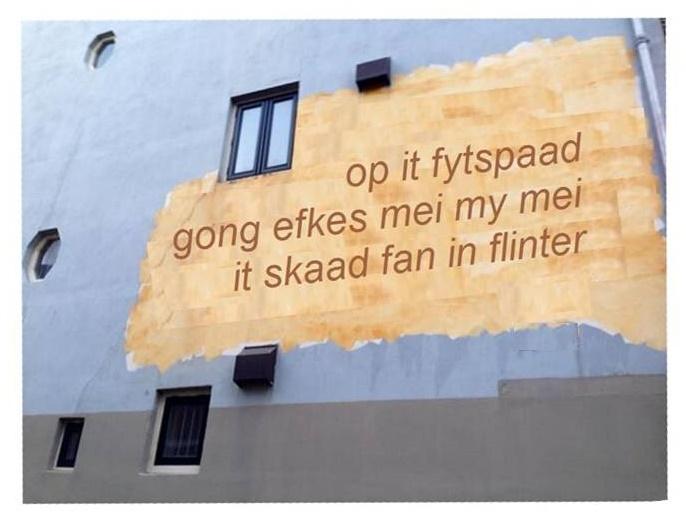 Op it fietspaed 2